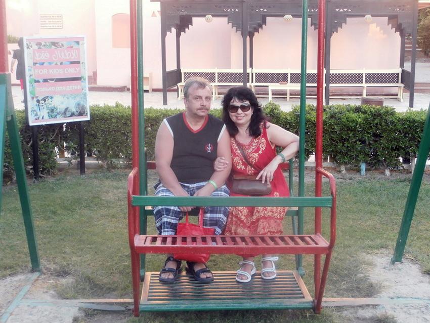 Отдыхали с женой в Египте в отеле Ле Паша.