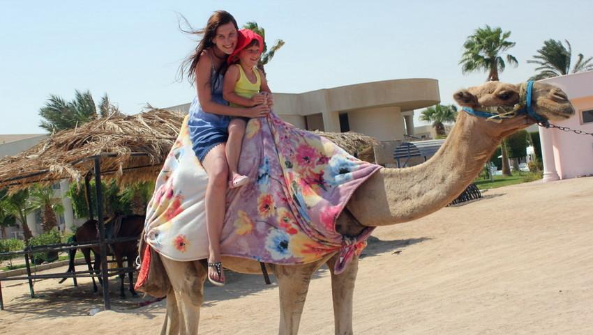 Отзыв Марины от отдыхе в Египте с детьми в отеле Клуб Азур 4 звезды.