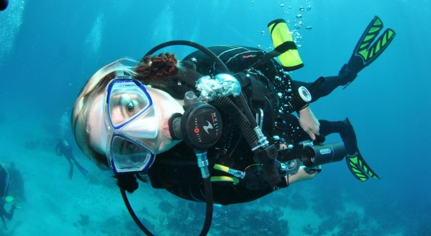 Фотография на глубине