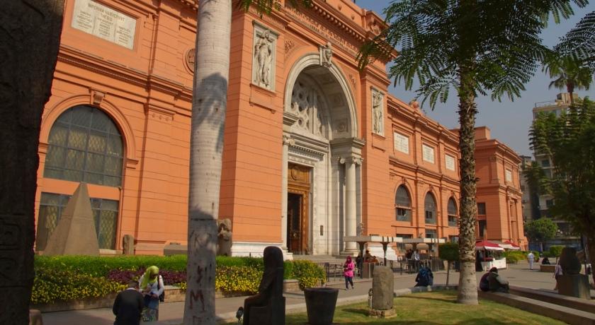 Музей в Каире