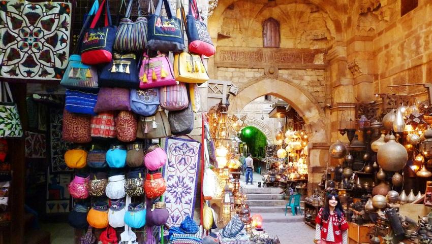 Сувениры из Хургады
