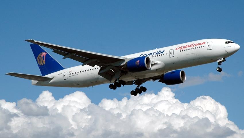 Самолет до Каира