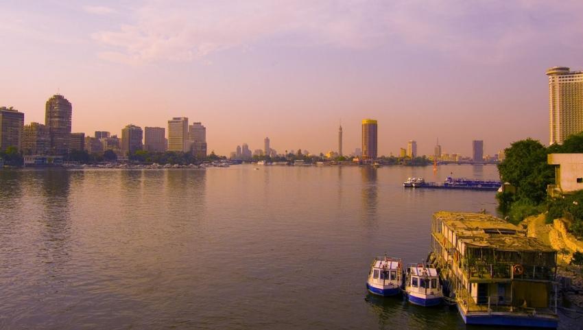 Пейзаж Каир