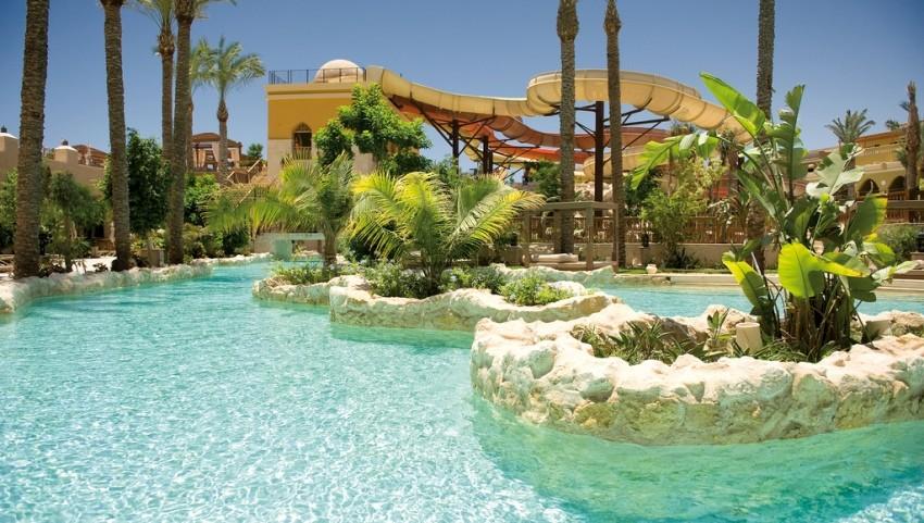 Отель Sunwing Waterworld Makadi с аквапарком