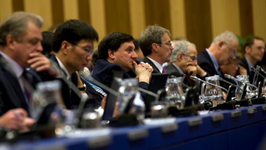 Международная встреча экспертов.