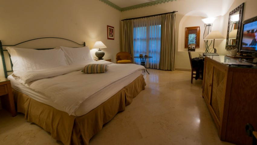 Отель Movenpick Resort 5*.