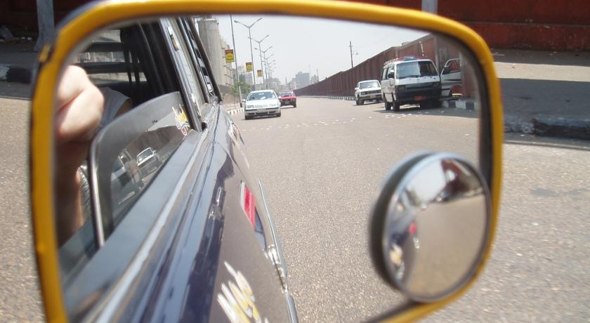 Египетское такси.