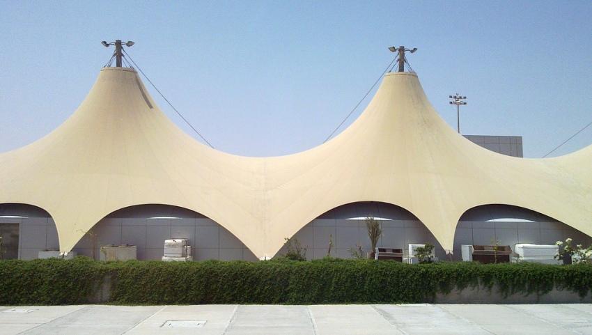 Аэропорт Хургады.