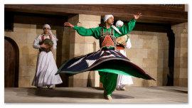 Египетский танцор.