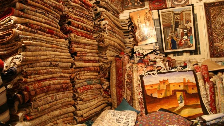 Восточные ковры.
