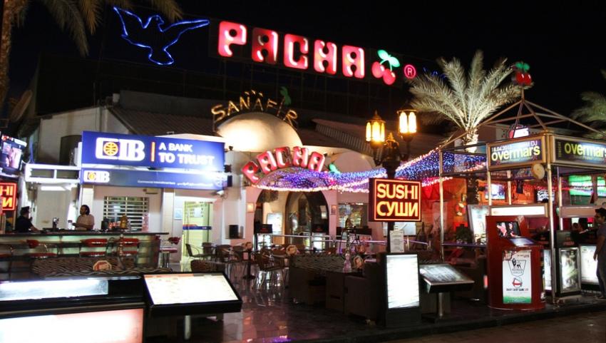 Ночной клуб Le Pasha.