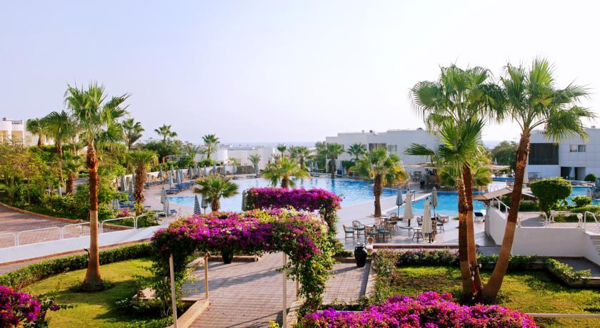 Отель Sharm Reef.