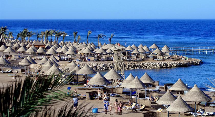 Пляж отеля Рэдиссон.