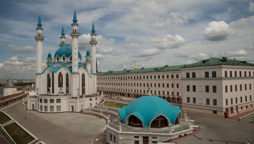 Собор в Казани.