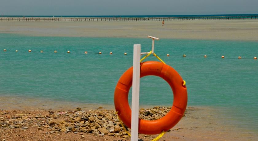 Отели с песчаными пляжами в Хургаде.