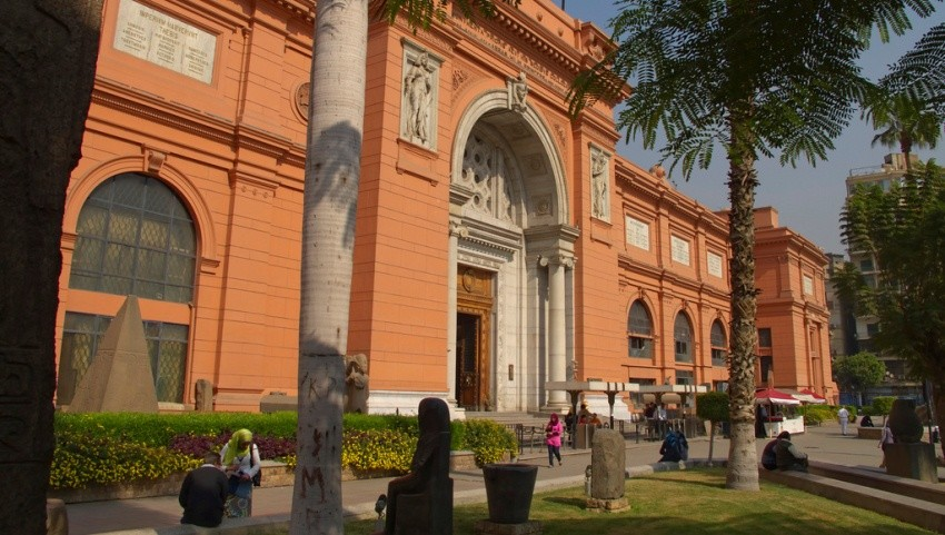 Музей Египта в Каире.